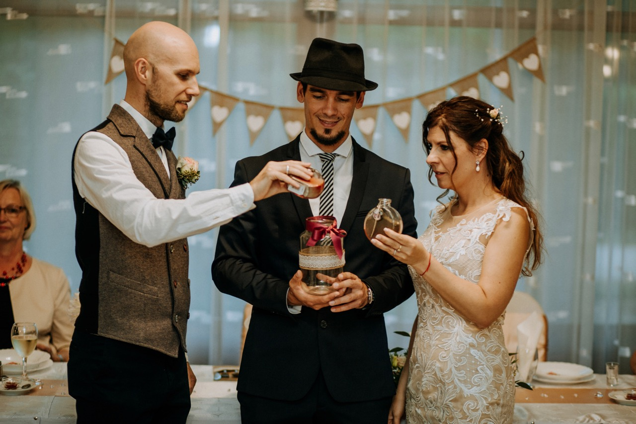 Kata & Hanno esküvője